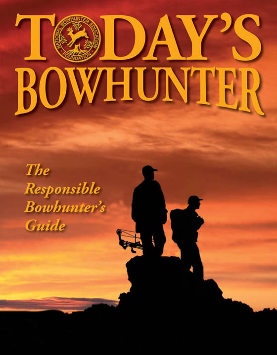 New York bowhunter handbook cover